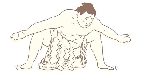 大相撲観戦の思い出