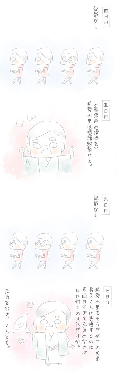 コラムでみる「稀勢の里を横綱にする会」会長、北の富士さんの心境の変化まとめ「鬼になれ稀勢の里」②