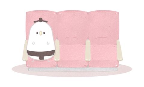椅子席(いすせき)