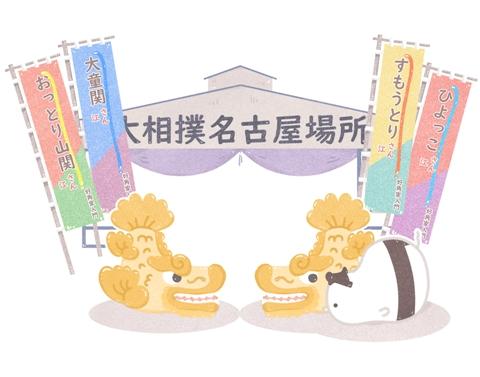 七月場所(名古屋場所)