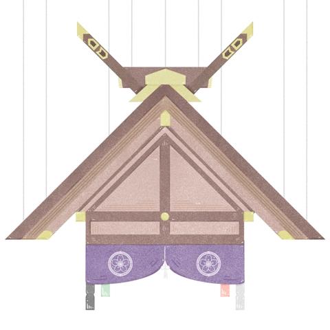 【相撲用語】吊り屋根(つりやね)の意味とは